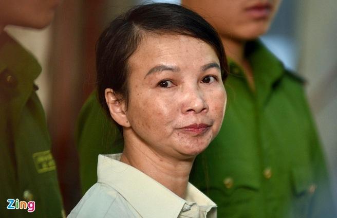 Mẹ nữ sinh giao gà ở Điện Biên sắp hầu tòa phúc thẩm - Ảnh 1