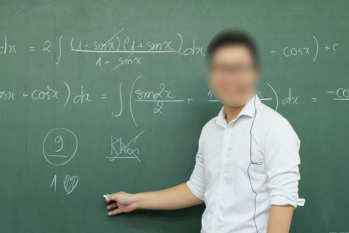 """Sở GD&ĐT Hà Nội đề nghị công an vào cuộc vụ thầy """"giúp"""" học sinh thi khảo sát trực tuyến - Ảnh 1"""