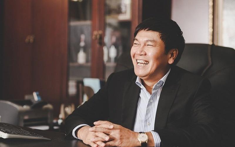 """Hòa Phát thông qua phương án trả cổ tức, gia đình """"vua thép"""" Trần Đình Long sắp nhận hơn 470 tỷ đồng - Ảnh 1"""