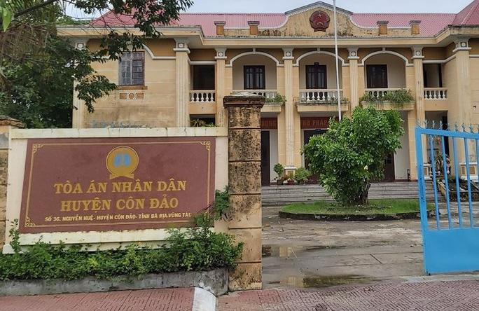 Can thiệp để mẹ vợ bao chiếm đất rừng, Chánh án TAND huyện Côn Đảo bị kỷ luật - Ảnh 1
