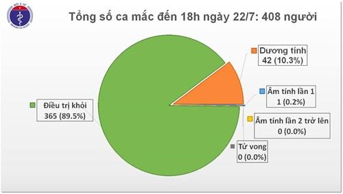 Thêm 7 chuyên gia dầu khí người Nga dương tính với SARS-CoV-2, Việt Nam có 408 ca bệnh - Ảnh 2