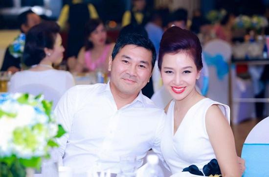 """Doanh nghiệp Á hậu Thu Hương cùng chồng điều hành """"làm ăn"""" ra sao? - Ảnh 1"""