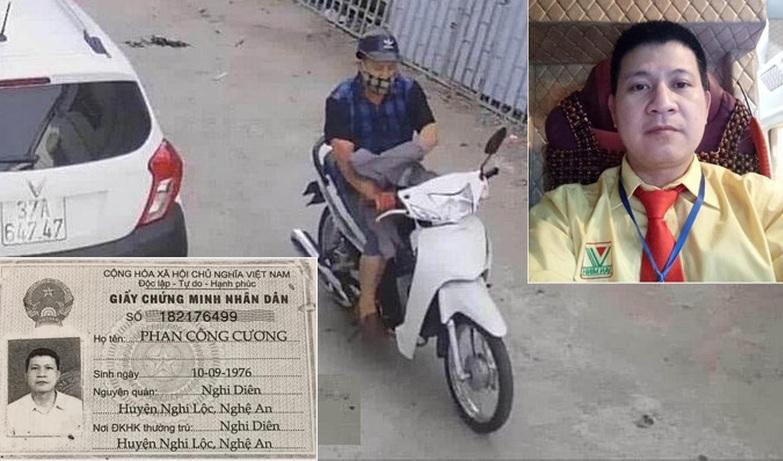 Hé lộ danh tính, hình ảnh nghi phạm cầm dao đâm cô gái tử vong tại chỗ ở Nghệ An - Ảnh 1