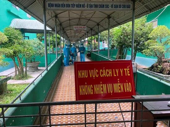 Thêm 3 ca mắc mới COVID-19, có 2 ca tại Quảng Nam, Việt Nam có 883 bệnh nhân - Ảnh 1