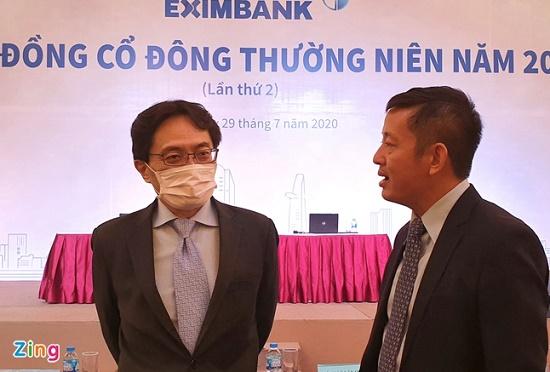 Eximbank tiếp tục hoãn Đại hội thường niên lần 3 - Ảnh 1