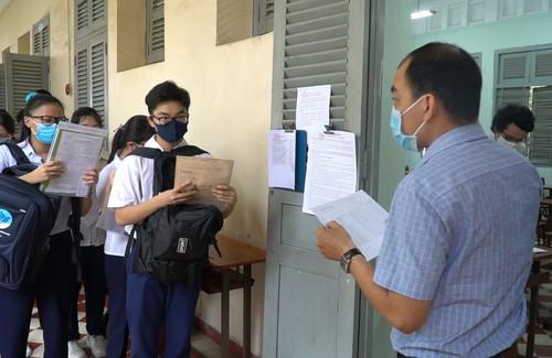 Tin tức thời sự mới nóng nhất hôm nay 20/8/2020: Giáo viên coi thi tốt nghiệp THPT ở Quảng Nam mắc Covid-19 - Ảnh 1