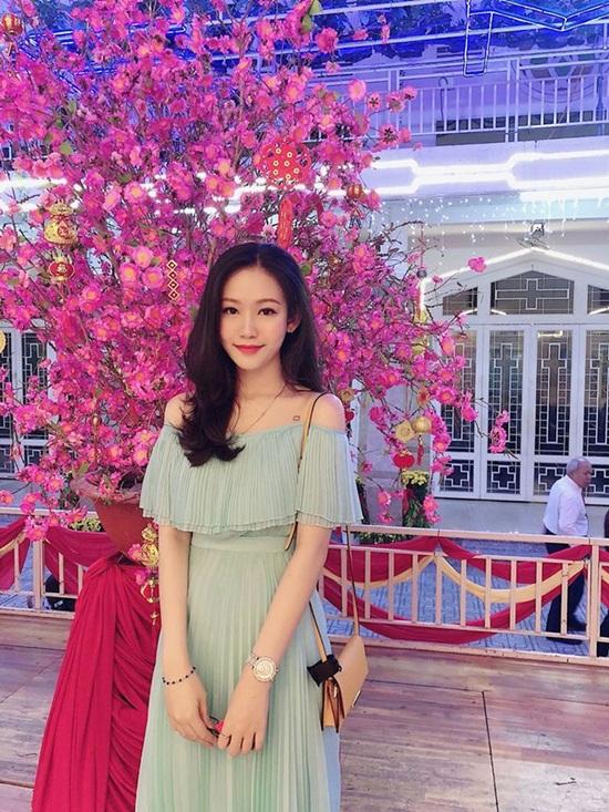 """Thí sinh Hoa hậu Việt Nam sở hữu nét đẹp """"thần tiên tỷ tỷ"""", chẳng khác nào """"bản sao"""" của Hoa hậu Đặng Thu Thảo - Ảnh 5"""