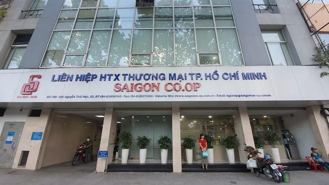 Chủ tịch HĐQT Saigon Co.op Diệp Dũng nộp đơn từ chức - Ảnh 1
