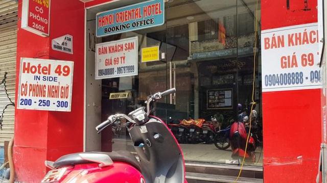 Nhiều khách sạn phố cổ Hà Nội phải thanh lý vì thị trường đóng băng thời gian dài - Ảnh 1