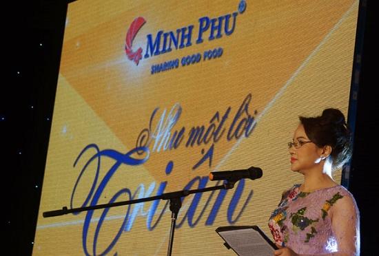 """Chân dung nữ doanh nhân thay chồng ngồi ghế Chủ tịch HĐQT """"vua tôm"""" Minh Phú - Ảnh 1"""