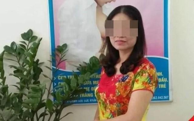 Nghi vấn bà đầu độc cháu nội 11 tháng tuổi tại Thái Bình: Đình chỉ công tác nghi phạm - Ảnh 1