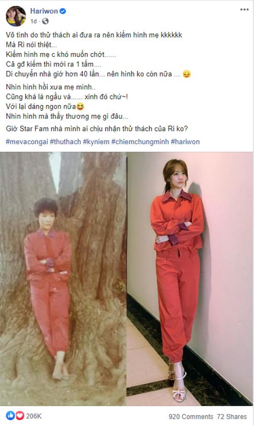 """Thúy Ngân rủ rê Hari Won, Lan Ngọc và Hương Giang chụp ảnh concept """"Mẹ và con gái"""" cực chất - Ảnh 2"""