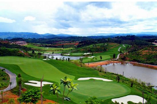 """Tiềm lực kinh tế """"khủng"""" của """"ông lớn"""" đứng sau dự án sân golf nghìn tỷ ở Đà Nẵng - Ảnh 1"""