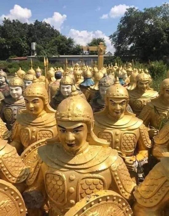 Tin tức thời sự mới nóng nhất hôm nay 2/9/2020: Giám đốc sở VH-TT&DL Lâm Đồng nói gì vụ hàng chục pho tượng đất có hình tượng lạ? - Ảnh 1