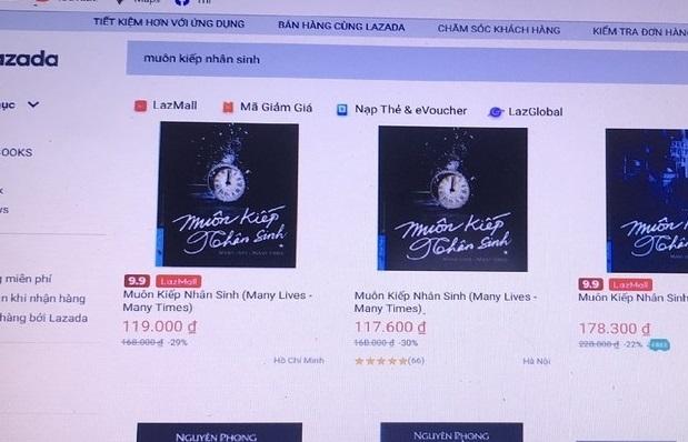 Lazada bị First News khởi kiện vì bán sách vi phạm bản quyền - Ảnh 1