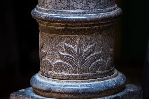 Cận cảnh biệt thự cổ rộng 800m2, chạm khắc tinh tế của đại gia từng giàu nức tiếng khu phố cổ - Ảnh 6