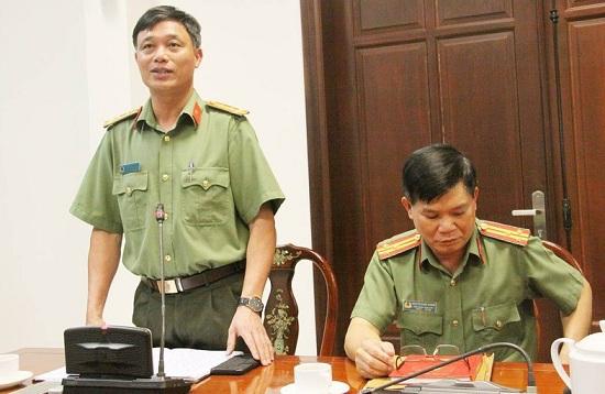 Nhiều quyết định về việc thay đổi nhân sự lãnh đạo tại Công an tỉnh Đồng Nai - Ảnh 1