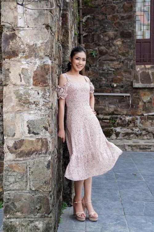 """Nữ sinh Học viện Tài chính thi Hoa hậu Việt Nam 2020: Sắc vóc nóng bỏng, thần thái """"chị đại"""" không phải dạng vừa đâu - Ảnh 6"""