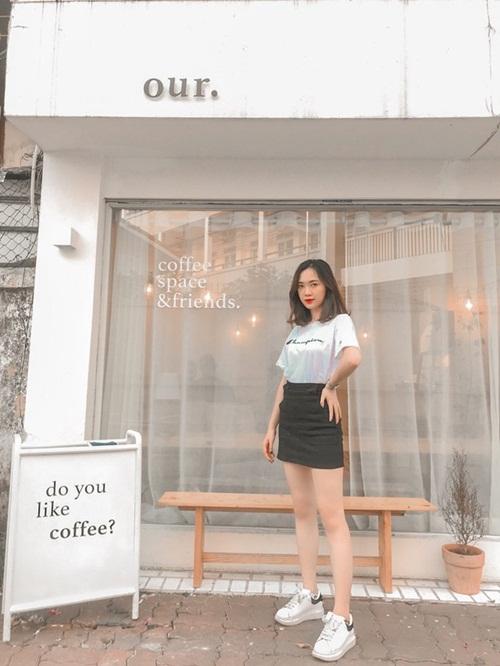 """Nữ sinh Học viện Tài chính thi Hoa hậu Việt Nam 2020: Sắc vóc nóng bỏng, thần thái """"chị đại"""" không phải dạng vừa đâu - Ảnh 9"""