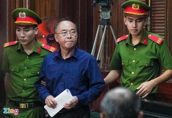 Sáng nay (20/9), tòa tuyên án cựu Phó Chủ tịch UBND TP.HCM Nguyễn Thành Tài và đồng phạm - Ảnh 1