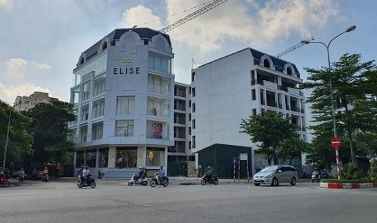 """TAND TP Hà Nội """"bác"""" khiếu nại về quyết định cấm chuyển dịch 14 biệt thự tại """"đất vàng"""" Cầu Giấy - Ảnh 1"""