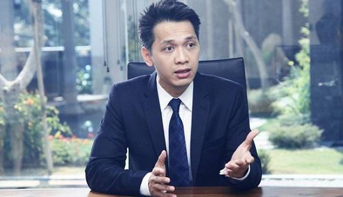 """""""Profile"""" của vị Chủ tịch ngân hàng trẻ nhất Việt Nam: """"Tổng tài"""" chuẩn soái ca bước ra từ tiểu thuyết - Ảnh 2"""