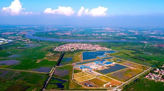 Bộ Công an đề nghị Hà Nội cung cấp hồ sơ về Dự án Nhà máy nước mặt sông Đuống của Shark Liên - Ảnh 1