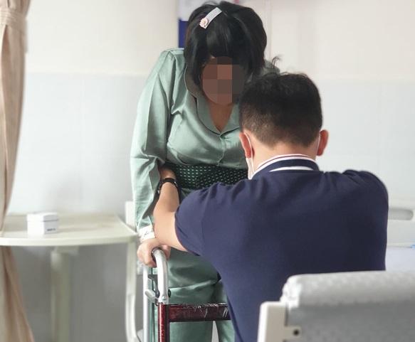 Vụ sản phụ liệt nửa người do lỗi của Bệnh viện Mê Kông: Người trong cuộc nói gì? - Ảnh 1