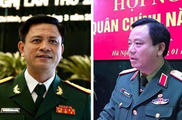 Bổ nhiệm hai đại tá làm Phó Tư lệnh Quân khu - Ảnh 1
