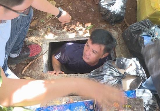 Khởi tố siêu trộm đào hầm trú ẩn ở Đắk Lắk về 4 tội danh - Ảnh 1