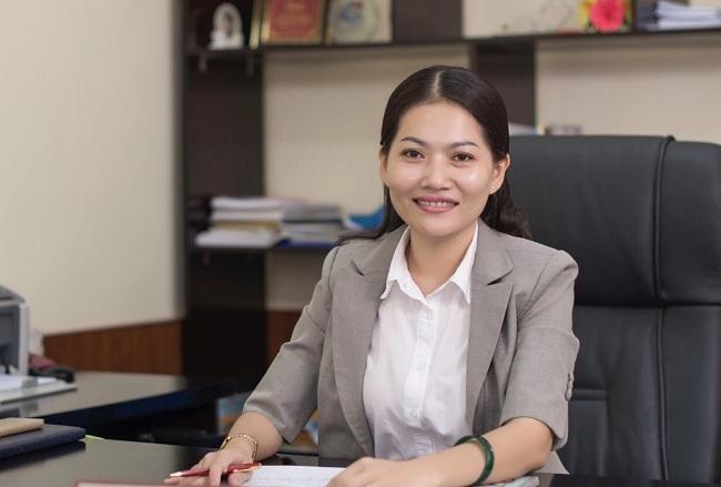 Nữ tiến sĩ 40 tuổi làm Giám đốc sở GD&ĐT Bình Dương - Ảnh 1