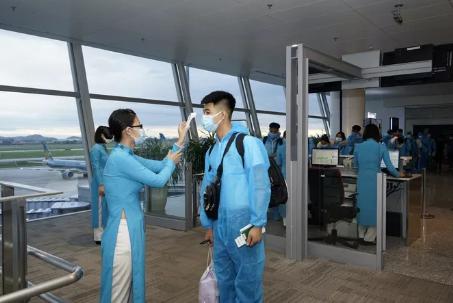 Phú Thọ: Một người dương tính với SARS-CoV-2 khi đến Nhật Bản, chưa rõ nguồn lây - Ảnh 1