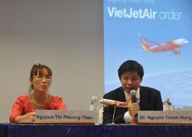 Những cặp vợ chồng doanh nhân đình đám tại Việt Nam - Ảnh 2