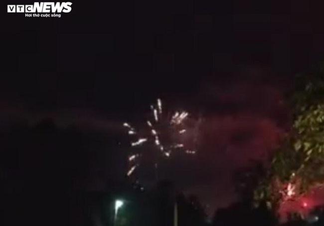 Hà Tĩnh: Xử lý hơn 120 người nổ pháo trái phép - Ảnh 1