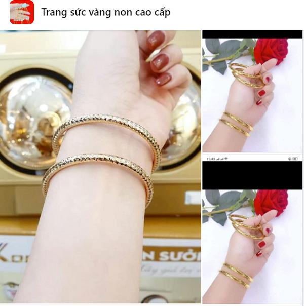 Vàng non tràn lan chợ Việt, có nên mua cầu may trong ngày vía Thần Tài? - Ảnh 1