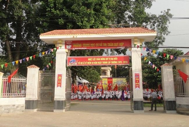 Vụ thầy giáo bị kỷ luật vì tát học sinh ở Nghệ An: Không tát 19 học sinh - Ảnh 1