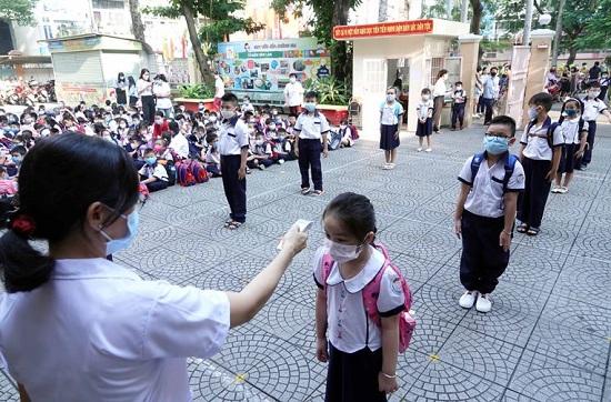 Học sinh hầu hết các tỉnh thành dự kiến đi học trở lại từ 1/3 - Ảnh 1