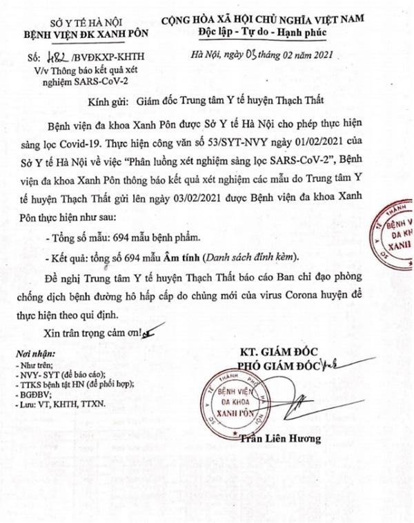 Đại học FPT cơ sở Hòa Lạc được dỡ bỏ phong tỏa - Ảnh 1