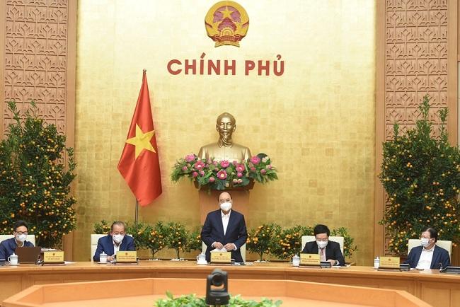 Thủ tướng Nguyễn Xuân Phúc: Tình hình hết sức xấu và nghiêm trọng nhưng chúng ta phải bình tĩnh - Ảnh 1