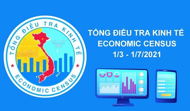 Tiến hành tổng điều tra kinh tế năm 2021 từ ngày 1/3 - Ảnh 1