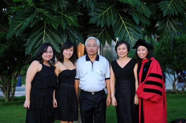 """Ái nữ kín tiếng nhà đại gia Việt: 3 """"nàng tiên"""" toàn Tiến sĩ Harvard, Oxford nhà PJN - Ảnh 1"""