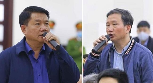 Xét xử vụ Ethanol Phú Thọ: Ngày mai (15/3) tuyên án bị cáo Đinh La Thăng, Trịnh Xuân Thanh cùng đồng phạm - Ảnh 1