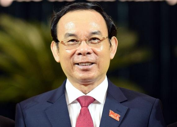 Bí thư Thành ủy TP.HCM Nguyễn Văn Nên không ứng cử đại biểu Quốc hội - Ảnh 1