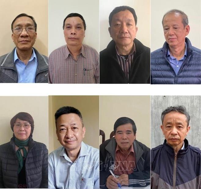 """Xét xử """"đại án'"""" Gang thép Thái Nguyên vào ngày 12/4, nhiều cựu lãnh đạo TISCO, VNS hầu tòa - Ảnh 1"""