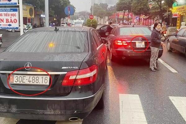 """Tin tức thời sự mới nóng nhất hôm nay 5/3: Thông tin mới vụ 2 xe sang Mercedes E300 có biển số """"sinh đôi"""" - Ảnh 1"""