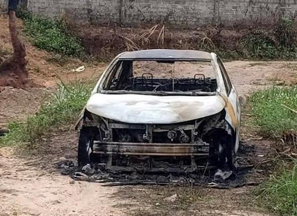 Bắt khẩn cấp nghi phạm chém người trọng thương, đốt xe ô tô ở Quảng Ninh - Ảnh 1
