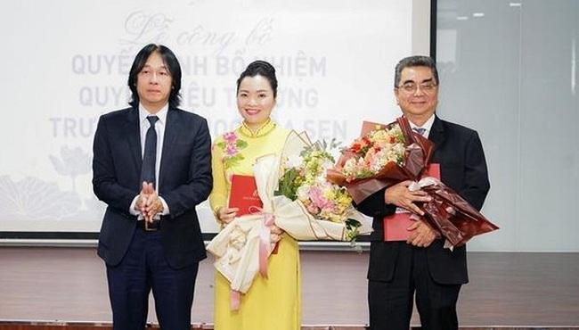 Chân dung quyền Hiệu trưởng ĐH trẻ nhất Việt Nam vừa được bổ nhiệm - Ảnh 1