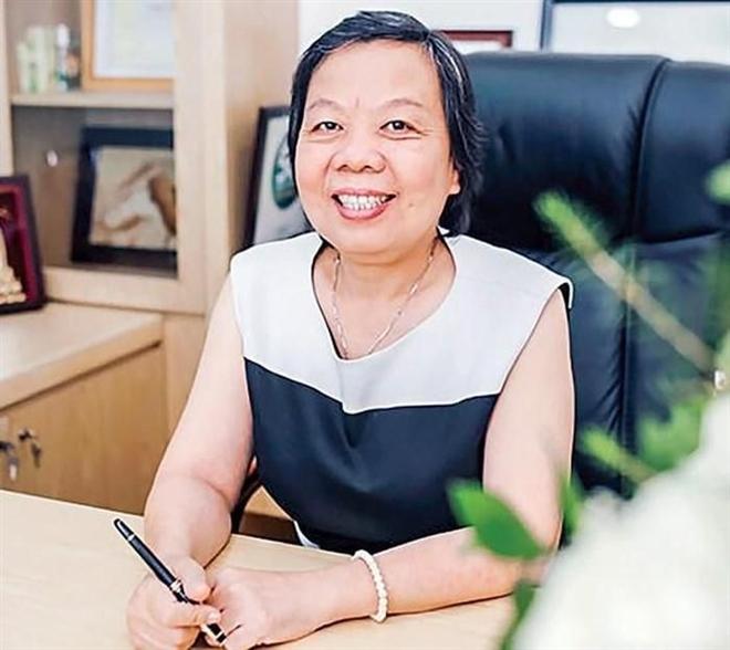 Những bóng hồng quyền lực chèo lái doanh nghiệp đình đám tại Việt Nam - Ảnh 2