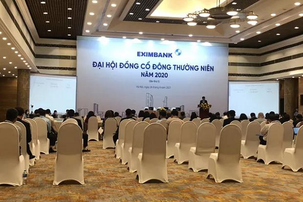 """""""Sóng gió"""" lại nổi lên tại Eximbank: Cổ đông lớn đề xuất miễn nhiệm 8/9 thành viên HĐQT - Ảnh 1"""