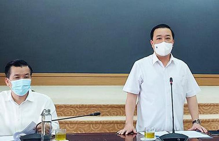 Hà Nội: Phát hiện 2 ca dương tính lần 1 với SARS-CoV-2, là công nhân tại KCN Bắc Thăng Long - Ảnh 1